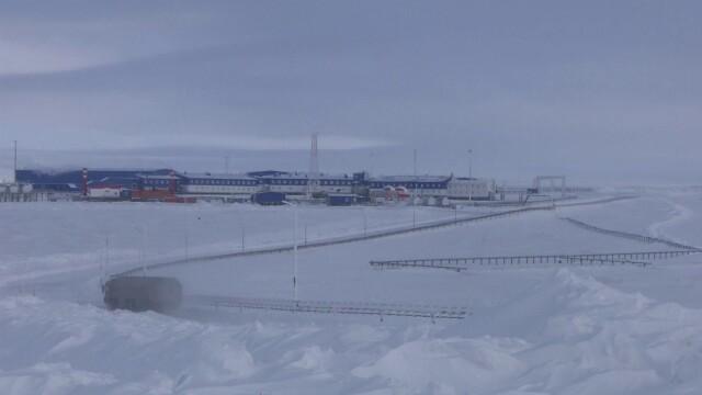 Cum arată baza militară construită de Putin în inima regiunii Arctice. GALERIE FOTO - Imaginea 7