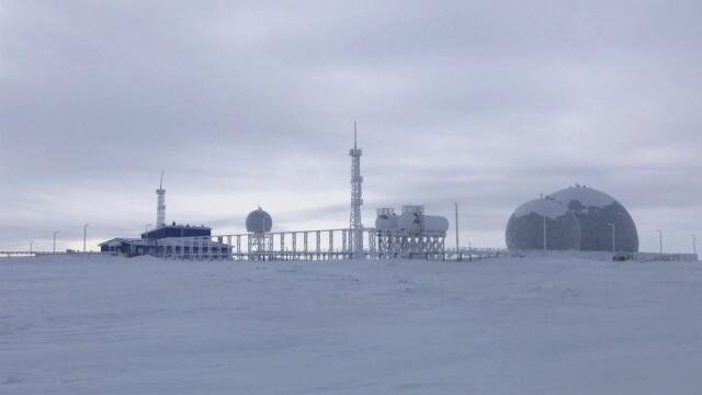 Cum arată baza militară construită de Putin în inima regiunii Arctice. GALERIE FOTO - Imaginea 6