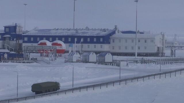 Cum arată baza militară construită de Putin în inima regiunii Arctice. GALERIE FOTO - Imaginea 5