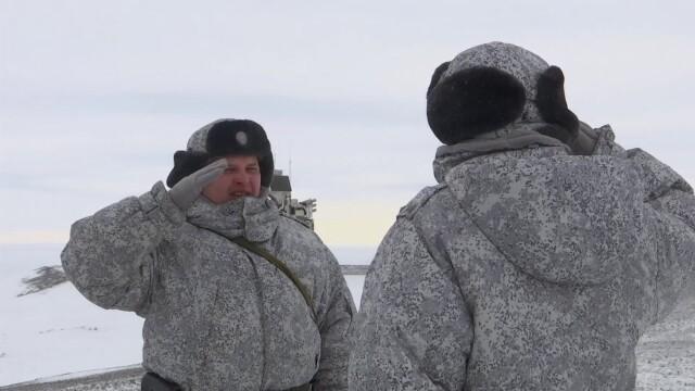 Cum arată baza militară construită de Putin în inima regiunii Arctice. GALERIE FOTO - Imaginea 4