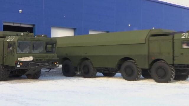 Cum arată baza militară construită de Putin în inima regiunii Arctice. GALERIE FOTO - Imaginea 3