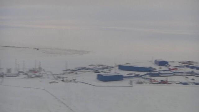 Cum arată baza militară construită de Putin în inima regiunii Arctice. GALERIE FOTO - Imaginea 2