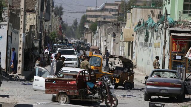 Explozii puternice în Afganistan. Sunt mai mulți morţi şi răniţi. GALERIE FOTO - Imaginea 3