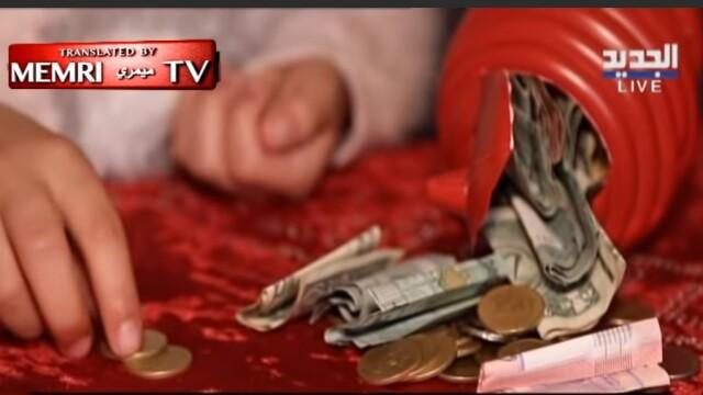 """O fetiță i-a dat șefului Hezbollah toți banii din pușculiță, ca să """"cumpere o rachetă"""" - Imaginea 2"""