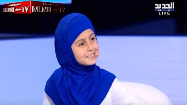 """O fetiță i-a dat șefului Hezbollah toți banii din pușculiță, ca să """"cumpere o rachetă"""" - Imaginea 1"""