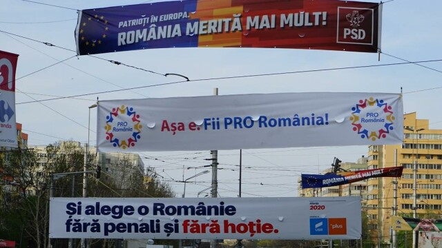 slogan psd usr plus pro romania
