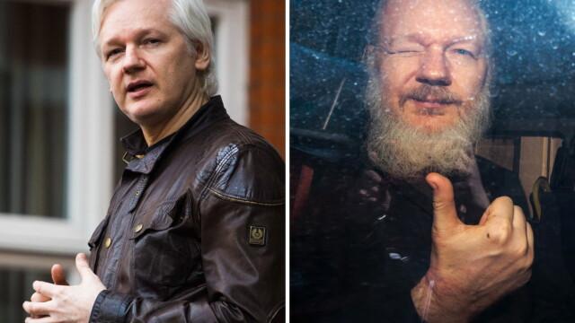 """Reacția lui Julian Assange, acuzat că ar fi murdărit pereţii ambasadei cu """"excremente"""" - Imaginea 1"""