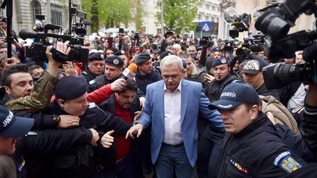 Procesul lui Liviu Dragnea. Instanța a decis amânarea judecării pentru 20 mai - Imaginea 19
