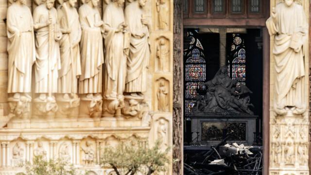 Incendiul de la Notre Dame: principala ipoteză. \