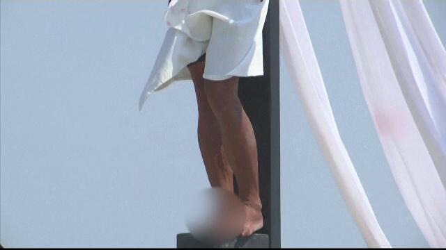 Credinciosul care a fost răstignit în ultimii 33 de ani, în Vinerea Mare. VIDEO - Imaginea 8