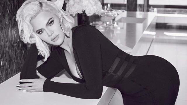 Cum s-a îmbrăcat Khloe Kardashian la ziua surorii sale - 5