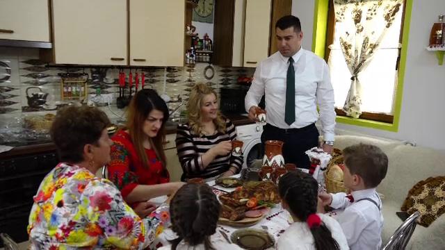 Paşte în Maramureş. Tradiţia păstrată de secole de localnici