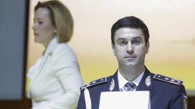 Fostul şef al Poliţiei Române lansează acuzaţii grave la adresa ministrului Carmen Dan