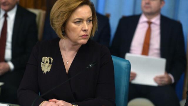 """Reacția ministrului Carmen Dan la acuzațiile lui Ioniță: """"E trist, își pune uniforma în cap"""""""