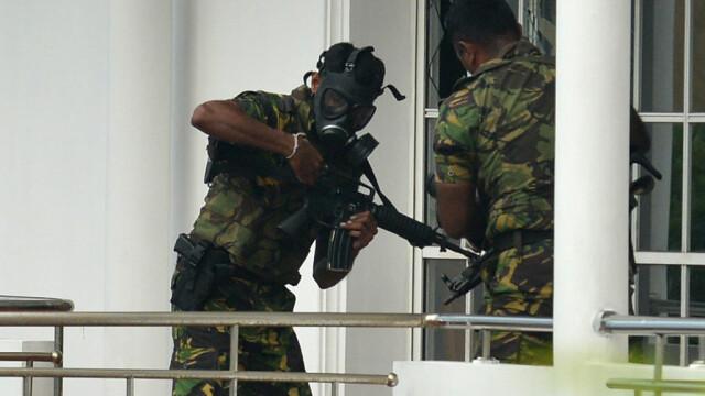 Atacuri în Sri Lanka. Autorii masacrului au fost identificaţi: o mişcare islamistă