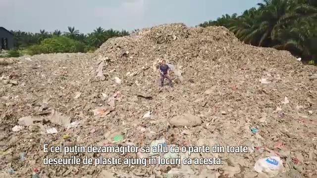 Unde ajunge gunoiul din ţările dezvoltate? \
