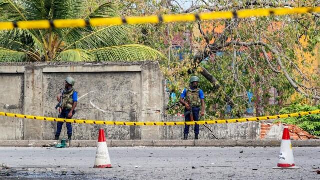 Explozie la o judecătorie din Sri Lanka. Bomba, plasată într-un container de gunoi