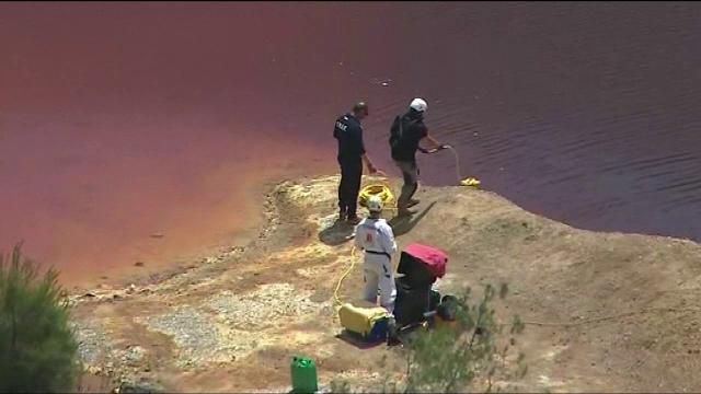 Cazul româncelor ucise în Cipru. Descoperire sinistră făcută în lacul toxic - Imaginea 5