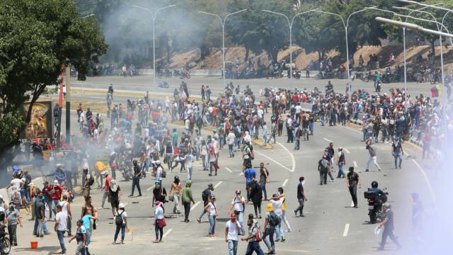 Colonel venezuelean, susținător al lui Maduro, împușcat în gât. Anunțul președintelui - Imaginea 2