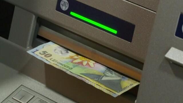 Suma uriașă scoasă de români de la bancomat, după decretarea stării de urgență