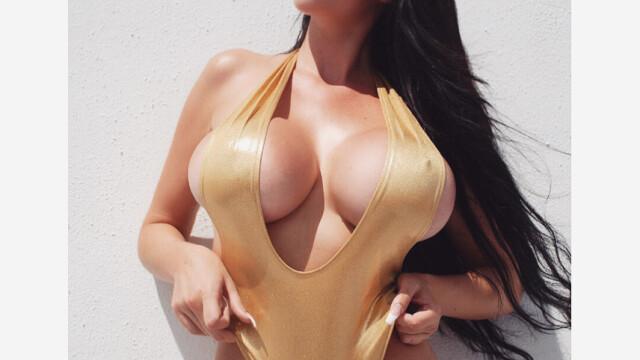 Un model nu-și poate găsi un iubit, din cauza sânilor prea mari. Suma uriașă pe care a cheltuit-o pe operații - Imaginea 2