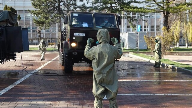 """Coordonatorul militar al Spitalului Suceava: """"O parte din cadrele medicale refuzau să poarte echipamente de protecție"""" - Imaginea 1"""