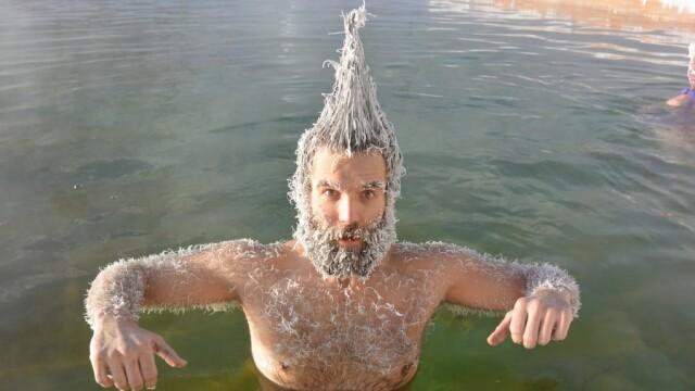Concurs de păr îngheţat. Cel mai distractiv concurs serios - Imaginea 2