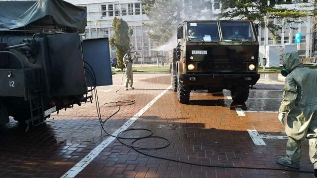 """Coordonatorul militar al Spitalului Suceava: """"O parte din cadrele medicale refuzau să poarte echipamente de protecție"""" - Imaginea 3"""