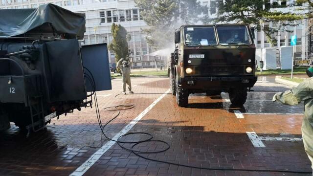 """Coordonatorul militar al Spitalului Suceava: """"O parte din cadrele medicale refuzau să poarte echipamente de protecție"""" - Imaginea 5"""