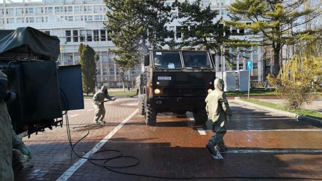 """Coordonatorul militar al Spitalului Suceava: """"O parte din cadrele medicale refuzau să poarte echipamente de protecție"""" - Imaginea 7"""