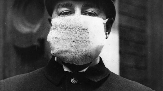 Imagini istorice. Cum arăta lumea în timpul pandemiei de gripă spaniolă din 1918 - Imaginea 3