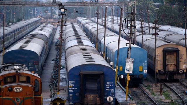 India și-a închis căile ferate pentru prima dată în 167 de ani. Trenurile sunt transformate în spitale