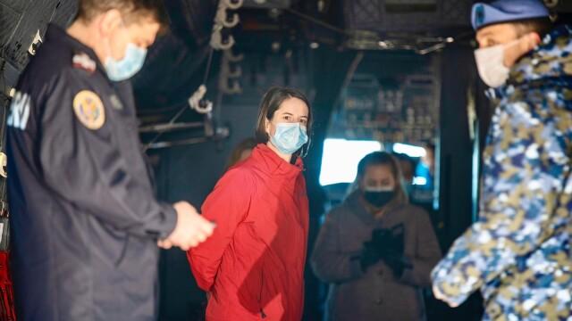 14 medici români s-au dus în Italia, ca să-și ajute colegii în lupta cu noul coronavirus - Imaginea 7