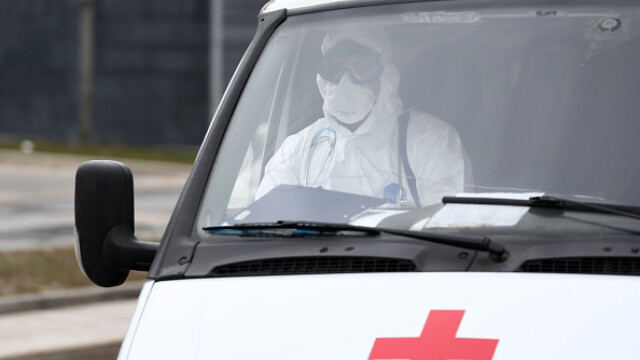 Primul cadru medical din România care a murit după ce s-a infectat cu COVID-19 la serviciu