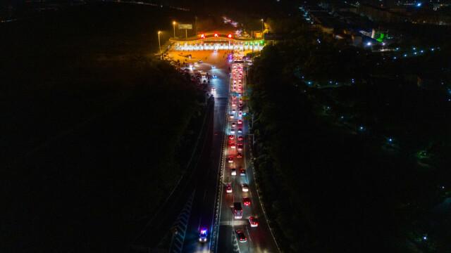 FOTO&VIDEO Primele imagini din Wuhan după ridicarea carantinei - Imaginea 2