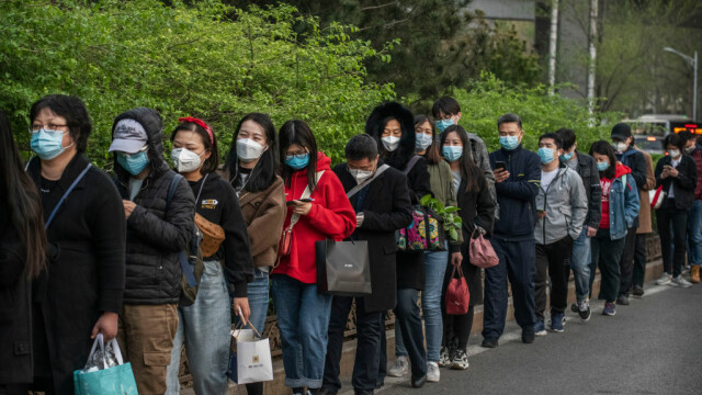 FOTO&VIDEO Primele imagini din Wuhan după ridicarea carantinei - Imaginea 7