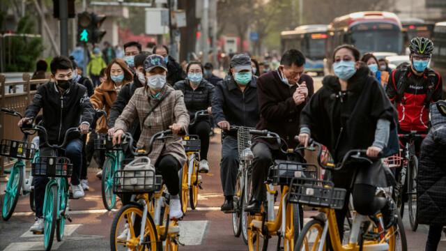 FOTO&VIDEO Primele imagini din Wuhan după ridicarea carantinei - Imaginea 8