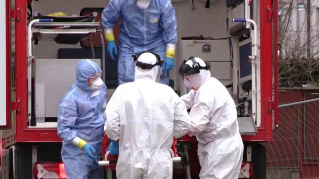 Cel mai mare număr de morți raportat în 24h. Sunt 248 de decese ale unor bolnavi de Covid-19