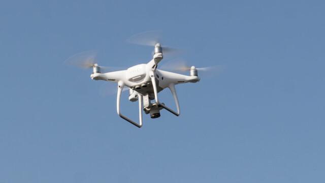 Drone cu senzori de temperatură, pentru depistarea persoanelor infectate cu noul virus, în Italia