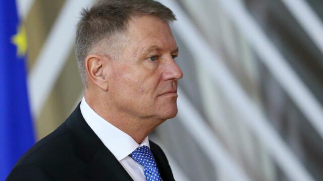 Klaus Iohannis cere CCR să-și revizuiască decizia în privința lui Kovesi, după decizia CEDO