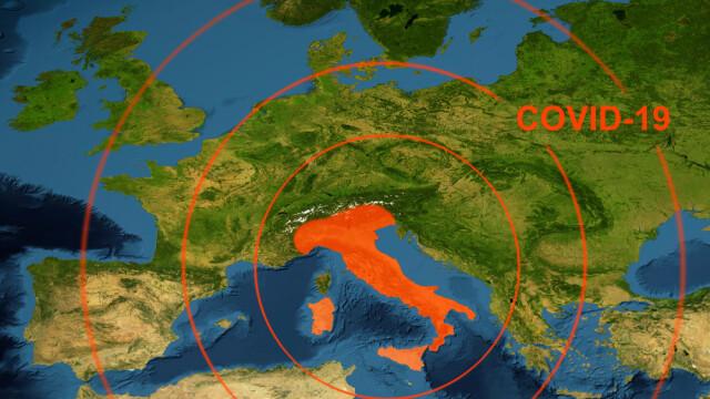 Studiu: De când ar fi început epidemia de coronavirus în Italia