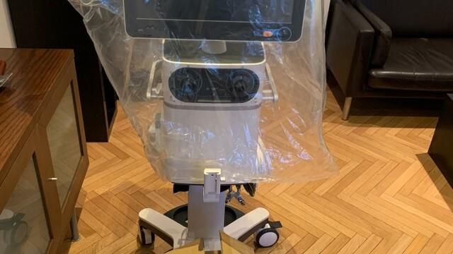 """2 ventilatoare ultra-performante, vitale pentru pacienții cu coronavirus, donate spitalelor prin """"Donează pentru linia întâi"""" - Imaginea 2"""