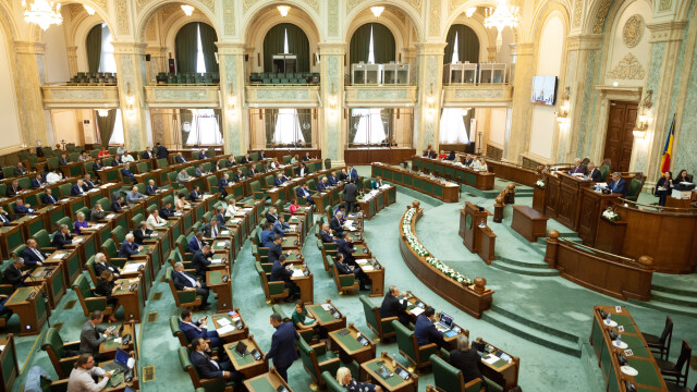 Senatul se reunește în ședință. Confiscarea bunurilor, eliminată din OUG privind nerespectarea stării de urgență