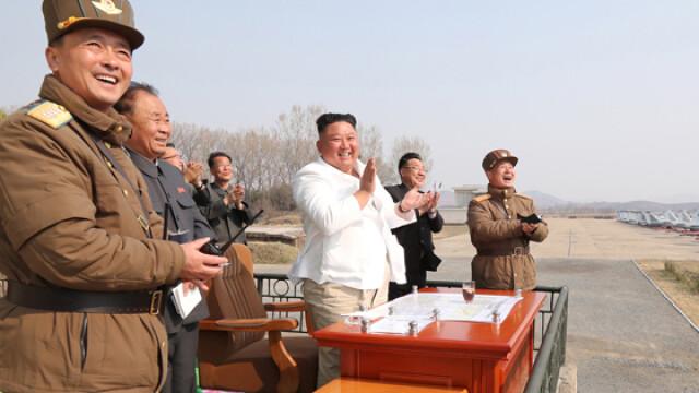 Imagini din satelit cu locul unde s-ar afla de fapt liderul nord-coreean Kim Jong-un