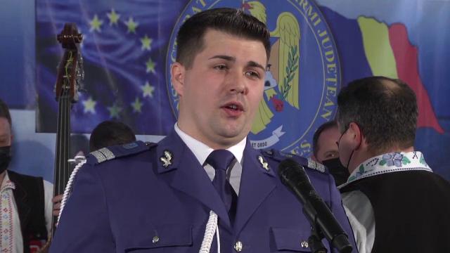 Eveniment online caritabil, organizat de jandarmii din Maramureş. Vor cânta piese de folclor