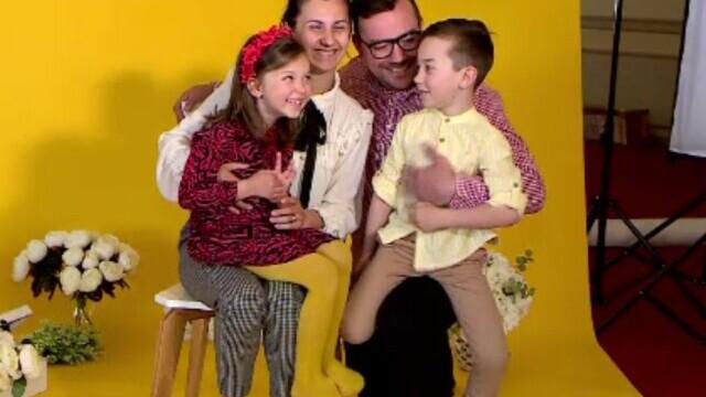Fotografiile cu familia pentru Paște sunt la mare căutare. Fotografii de nunți și botezuri s-au reorientat
