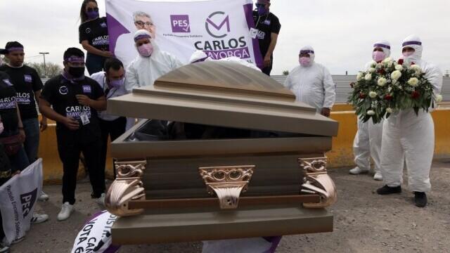 Carlos Mayorga - 2
