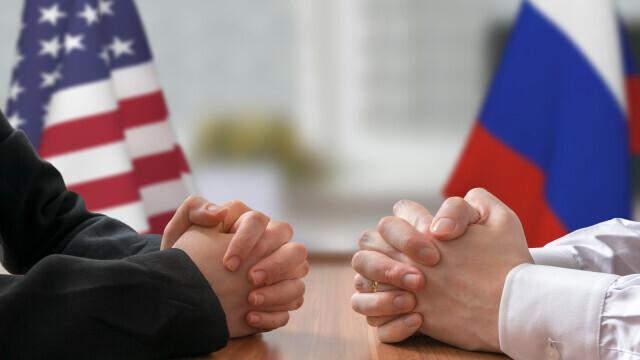 Rusia cere eliminarea sancţiunilor impuse de SUA în schimbul continuării participării la Staţia Spaţială Internaţională
