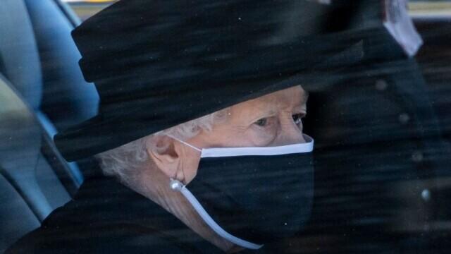 regina Elisabeta, funeralii, Printul Philip