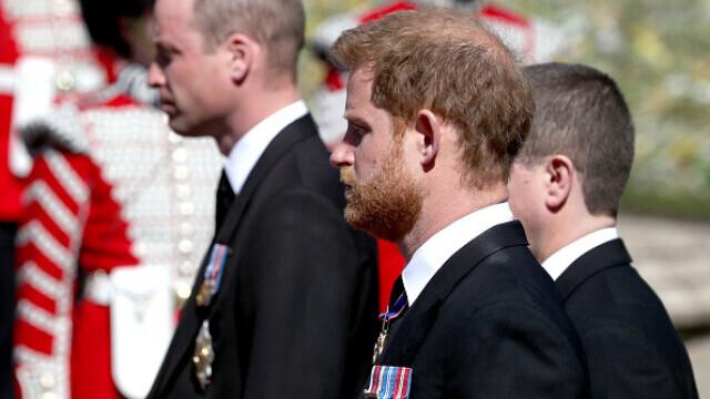 Prințul Philip a fost înmormântat - 4